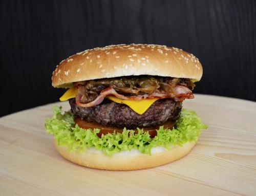 Recette – Le burger healthy