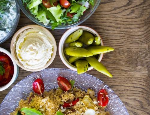 Recette – Couscous vegan